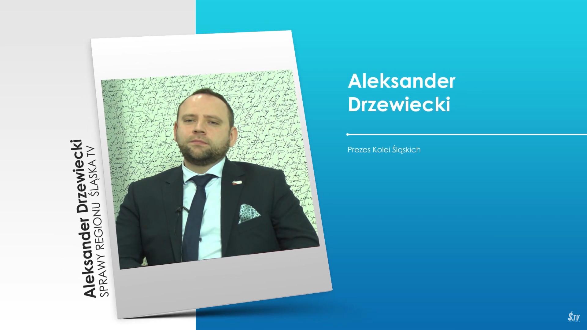 SPRAWY REGIONU – Nowe inwestycje Kolei Śląskich 2020