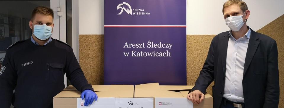 4000 maseczek trafiło do Siemianowic Śląskich