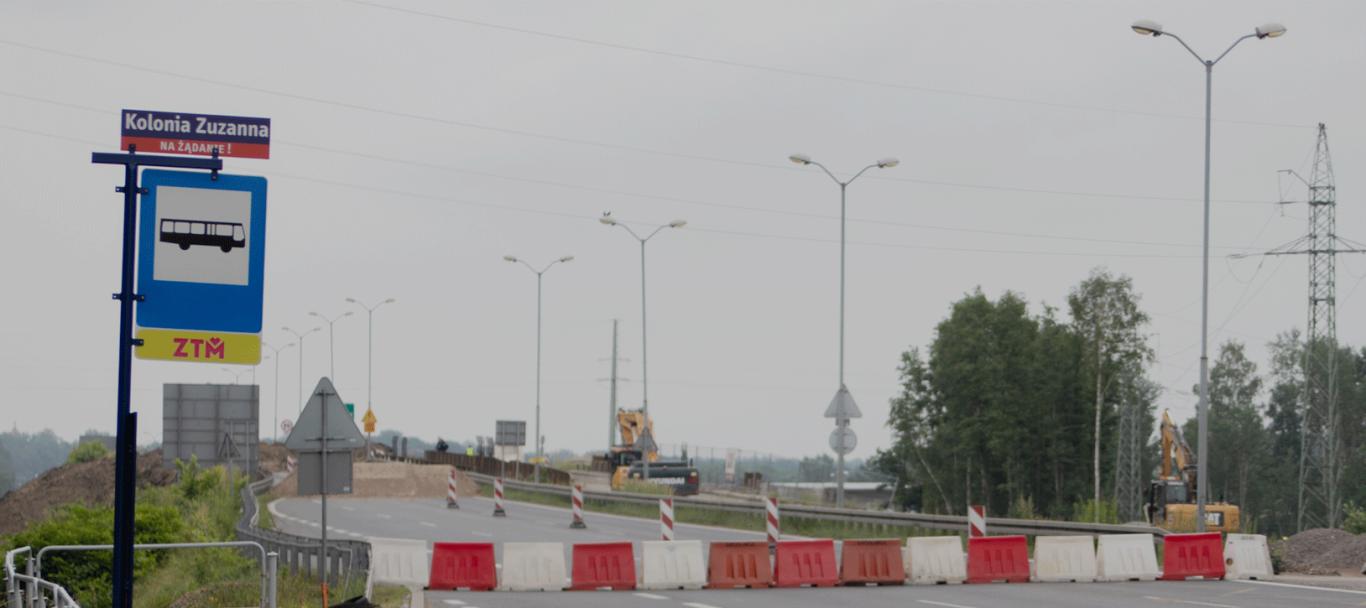 Zmiany rozkładu jazdy w katowickim Giszowcu