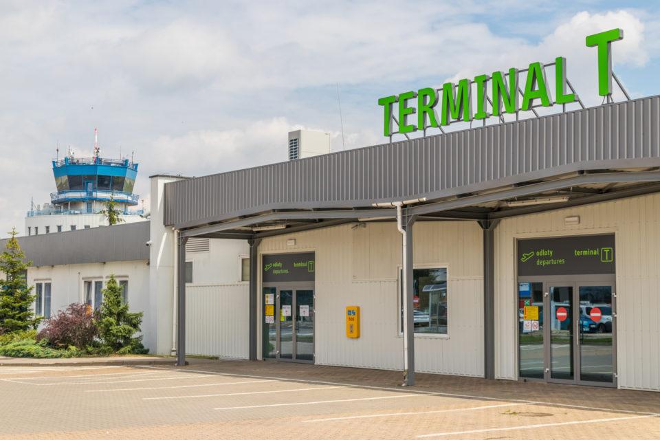 KATOWICE AIRPORT URUCHAMIA DODATKOWY TERMINAL PASAŻERSKI T