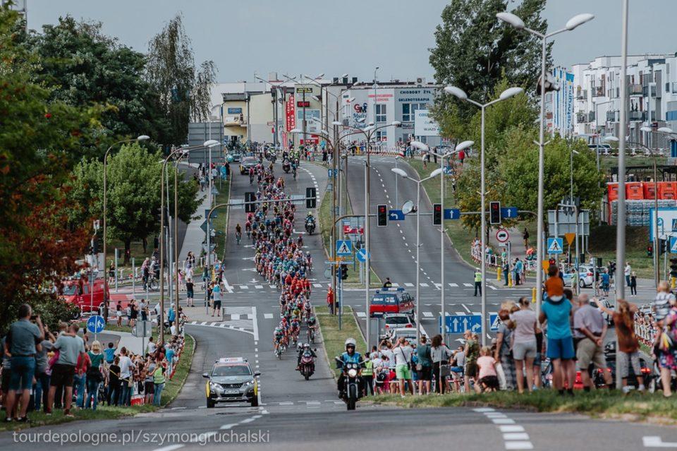 Tour de Pologne:    ZTM uprzedza o licznych zmianach w komunikacji miejskiej