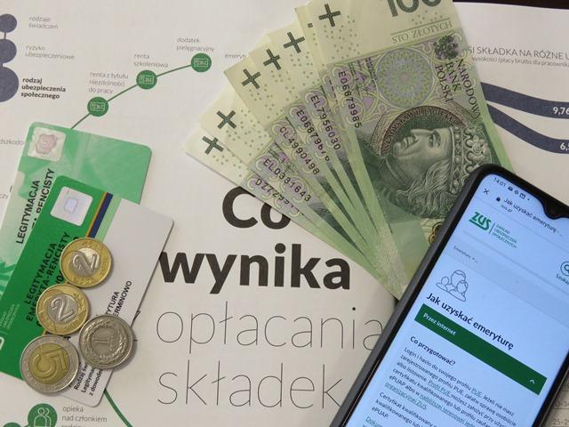 Rekordowe emerytury w województwie śląskim