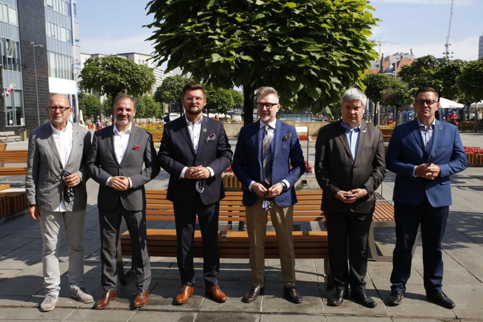 W Katowicach powołano dziś Komisję Klimatu Rady Miasta Katowice