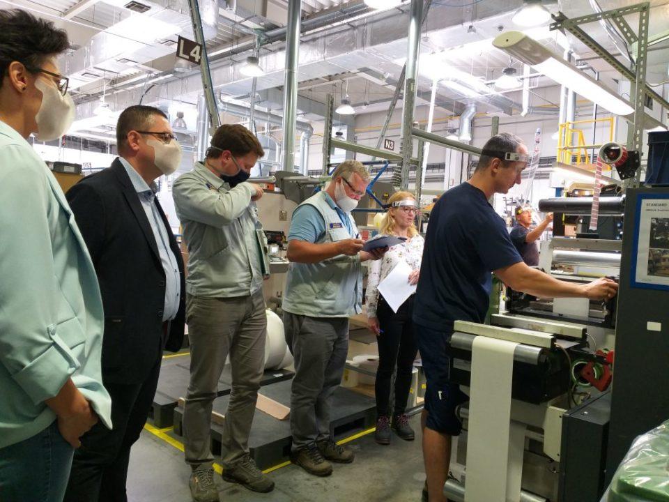 Firma Etisoft dostarczy etykiety do nowego modelu Hyundai Tucson