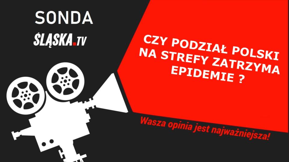 SONDA: Czy podział Polski na strefy zatrzyma epidemię?