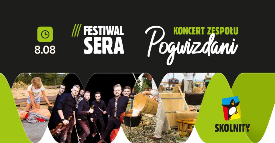 Już w sobotę 8 sierpnia 3 Festiwal Sera na dachu Wisły!
