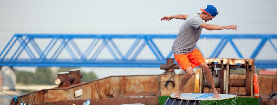 Libero: Mistrzostwa w skimboardingu po raz pierwszy na Śląsku