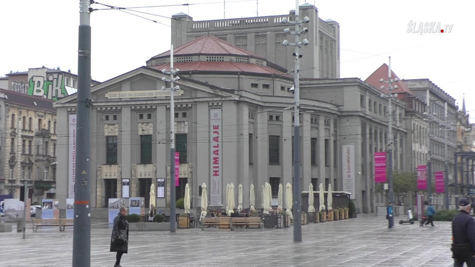 Himalaje w październiku w Teatrze Śląskim
