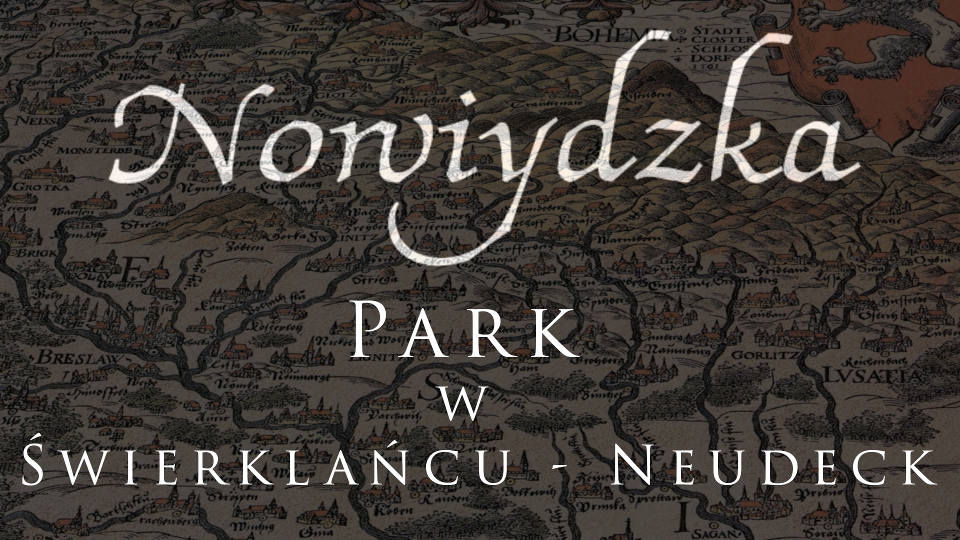 NOWIYDZKA – PARK W ŚWIERKLAŃCU