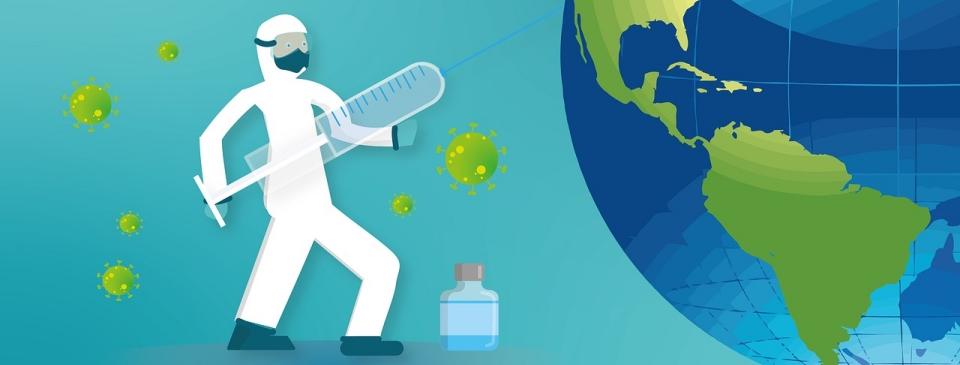 COVAX, czyli szczepienia covidowe dla biednych krajów