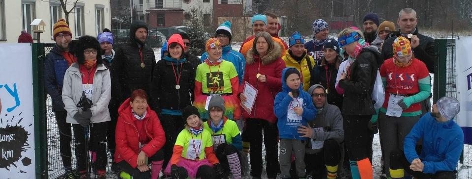 W Katowicach pobiegną na rzecz dzieci z zespołem Downa. Trwają zapisy na IV Bieg Kolorowej Skarpety