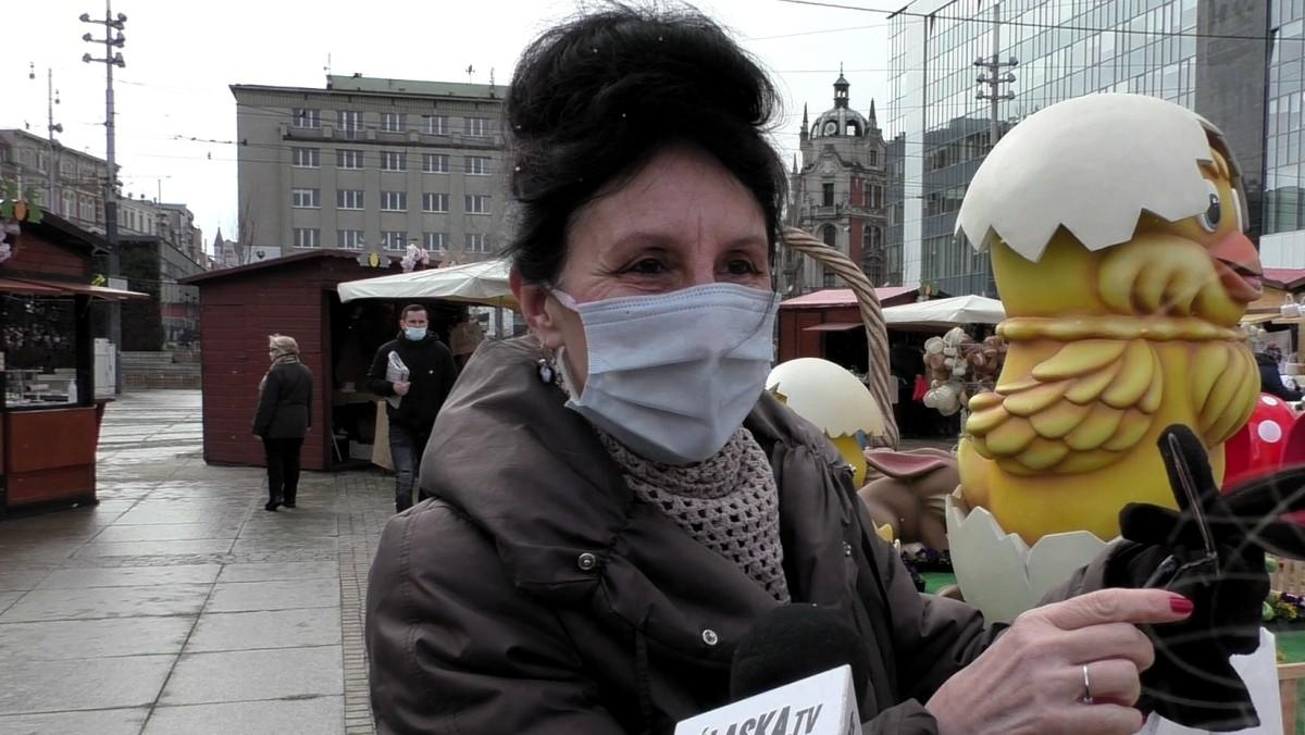 SONDA ULICZNA – Co mieszkańcy Katowic sądzą o Jarmarku Wielkanocnym?
