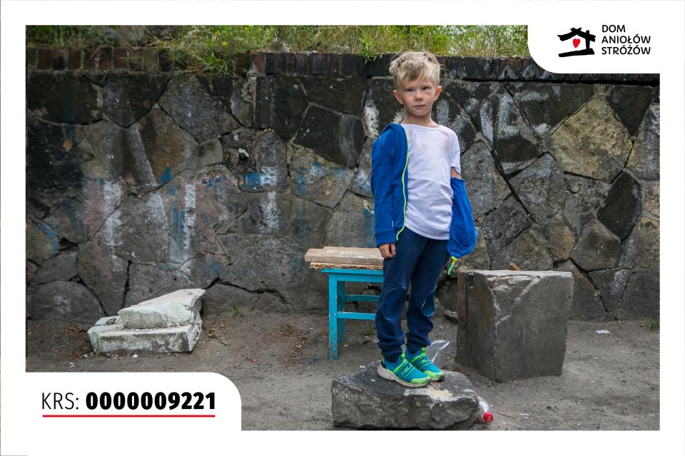 12 kwietnia jest Międzynarodowym Dniem Dzieci Ulicy