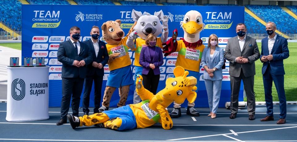 Drużynowe Mistrzostwa Europy w Lekkoatletyce z udziałem publiczności!