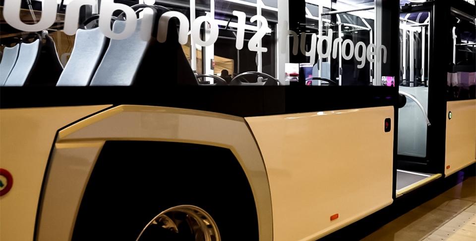 Metropolia chce kupić 20 autobusów zasilanych wodorem. Jest zielone światło