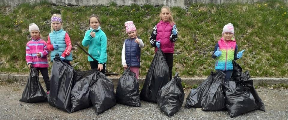 Setki kilogramów śmieci uprzątnięte w Wiśle!