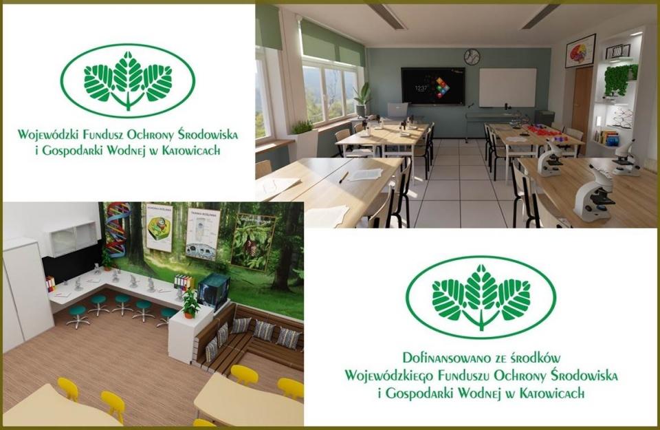 Nowe 2 Zielone Pracownie w gminie Istebna