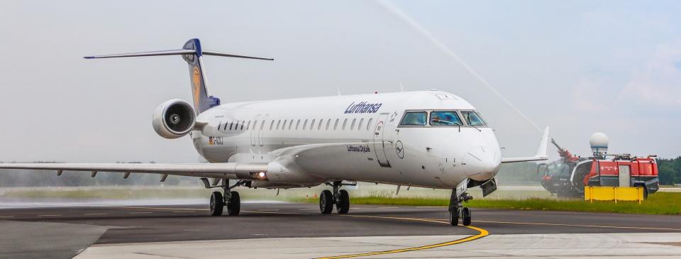 LUFTHANSA WZNOWIŁA POŁĄCZENIE POMIĘDZY KATOWICE AIRPORT A FRANKFURTEM