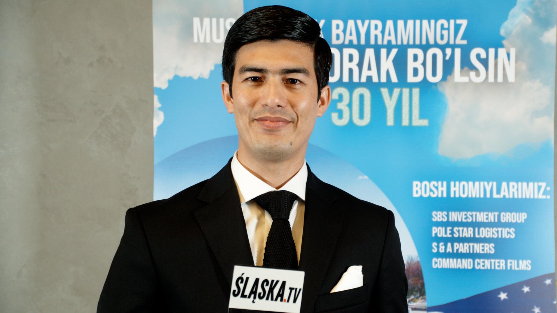 30. rocznica odzyskania niepodległości przez Uzbekistan