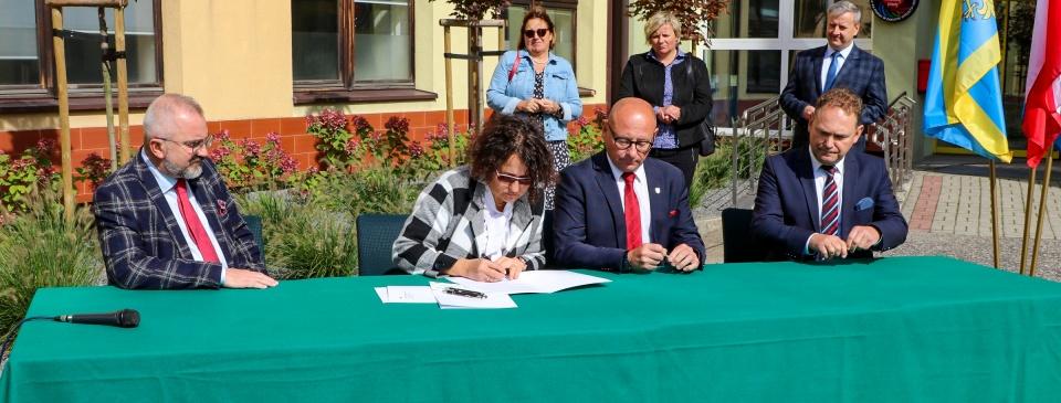 Powiat i Gmina Pszczyna zawarły umowę o wspólnym prowadzeniu szpitala