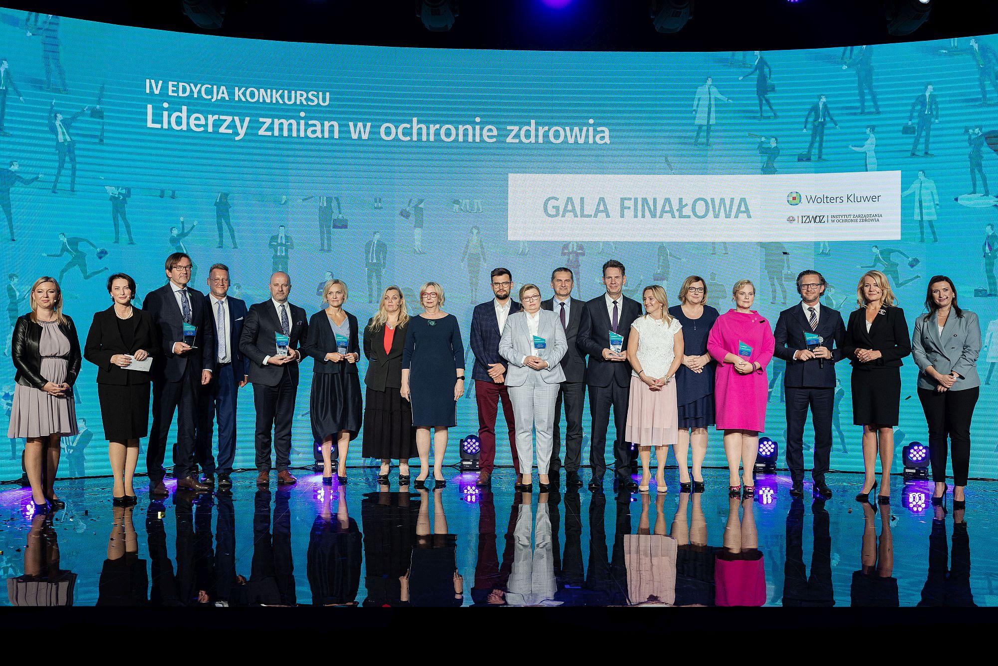 Siemianowicki szpital wyróżniony za innowacje i zarządzenie