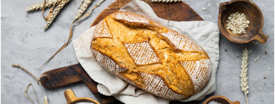 16 października obchodzony jest Światowy Dzień Chleba